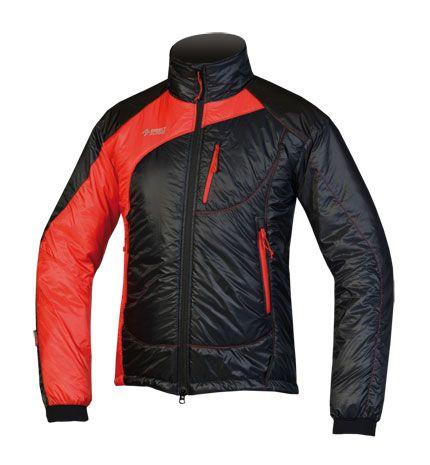 Directalpine bunda Belay - black/red