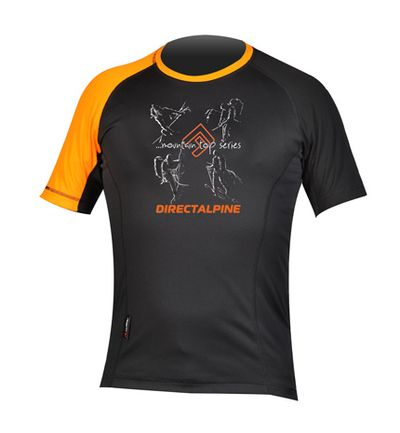 Directalpine Laser activity - anthracite/orange