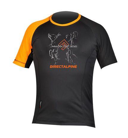 Directalpine Laser activity - anthracite/orange