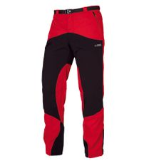 Nohavice Directalpine Mountainer 4.0 Red/Black