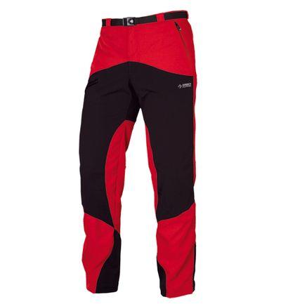 Nohavice Directalpine Mountainer 4.0 - red/black