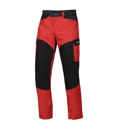 Nohavice Directalpine Mountainer Cargo 1.0 - red/black