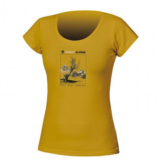 Directalpine Organic Lady - Mustard
