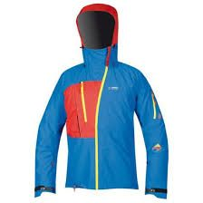 Directalpine pánska bunda Devil Alpine - blue/red