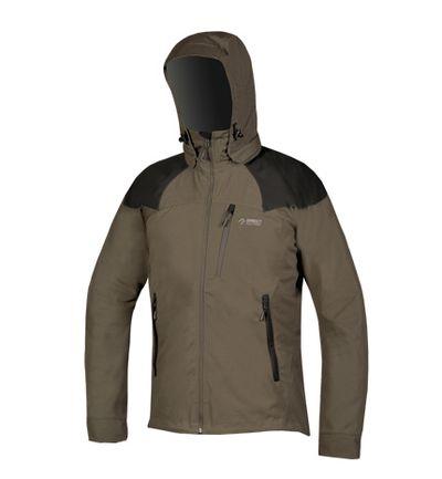 Directalpine pánska bunda Highlander - brown/anthracite