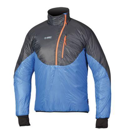 Directalpine pánska bunda Pulover Flake - blue-orange
