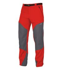 Nohavice Directalpine Patrol 4.0 - Red/Grey