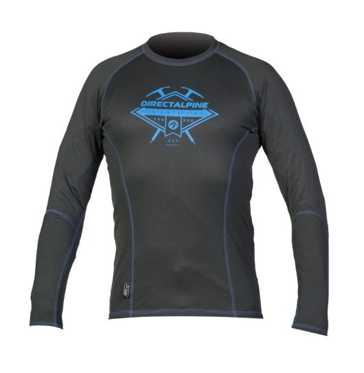 Directalpine Shark 1.0 - anthracite/blue