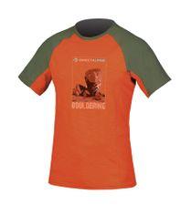 Directalpine tričko Orco - orange/slate