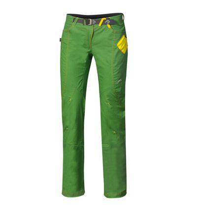 Nohavice Directalpine Yuka - Green/limet