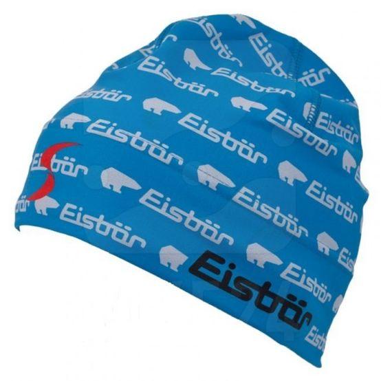 Eisbär čiapka Print - blue