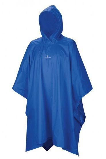 Ferrino R-Cloak Poncho - modrá