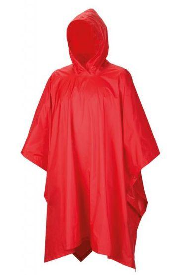 Ferrino R-Cloak Poncho - červené