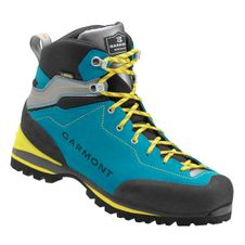 Turistická obuv Garmont Ascent GTX - aqua blue/light grey