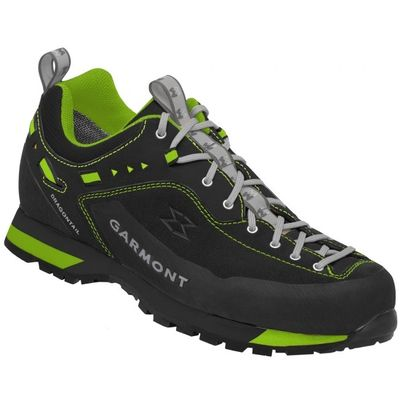 Turistická obuv Garmont Dragontail LT GTX - Black/Green