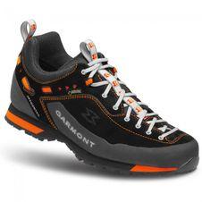 Turistická obuv Garmont Dragontail LT GTX - black/orange