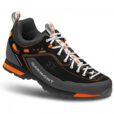 Turistická obuv Garmont Dragontail LT GTX - black/orange