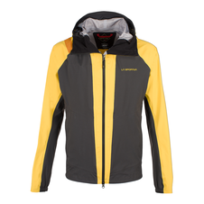 Gore-Tex bunda La Sportiva Quasar GTX - black yellow c3f72d333fa