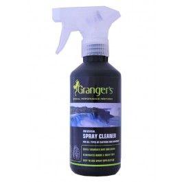 ImpregnáciaUniversal Granger´s Cleaner 275ml Spray