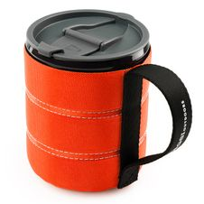 GSI Outdoors Infinity Backpacker Mug - Orange