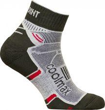 Ponožky High Point Active 2.0 Socks - čierno-červená