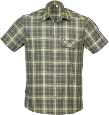 Košeľa High Point Lagon SS Shirt - bone