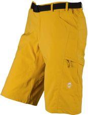 Krátke nohavice High Point Rum 2.0 Shorts - yellow