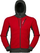 Mikina High Point Woolcan 2.0 Hoody - red