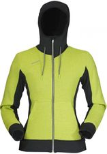 Mikina High Point Woolcan 3.0 Lady Hoody - lime green