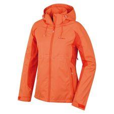 74321e81f Husky Dámska outdoor bunda Nauzi L oranžová