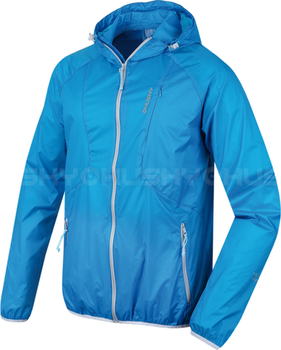 Vodeodolná bunda Husky Lopy M - modrá