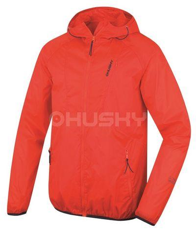 Vodeodolná bunda Husky Lopy M New - oranžová