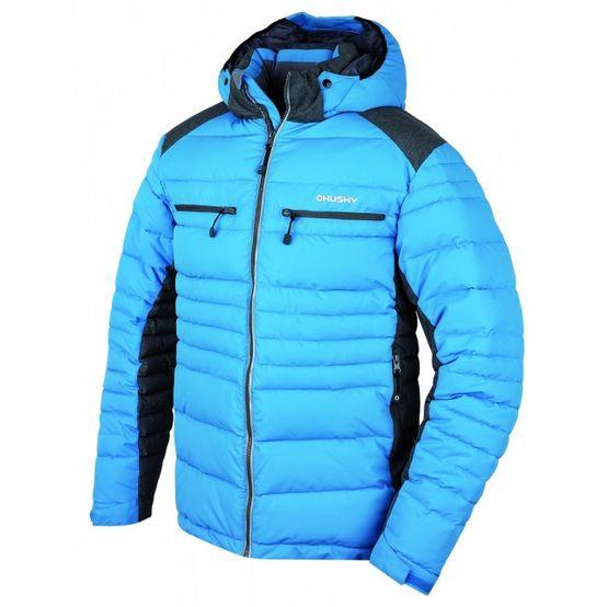 Husky pánska bunda Norel M - blue