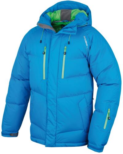 Páperová bunda Husky Arctida new -30°C - modrá