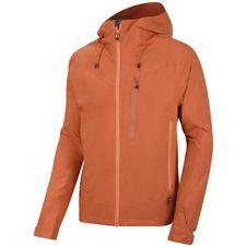 1f434ba32695 Husky Pánska hardshellová bunda Noster M tm. oranžová