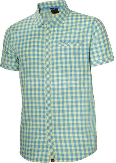 Husky Pánska košeľa Greim New modrá