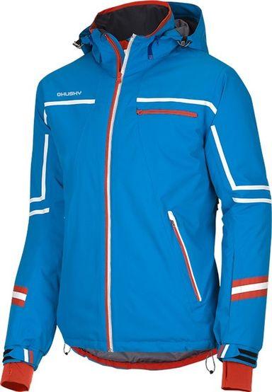 Lyžiarska bunda Husky Bradfor - modrá