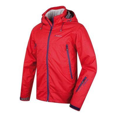 Zimná bunda Husky Meck - červená