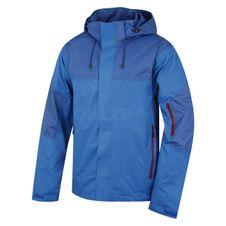 Membránová bunda Husky Nauzi M - modrá