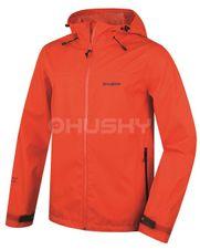 Membránová bunda Husky Lamy M New - oranžová