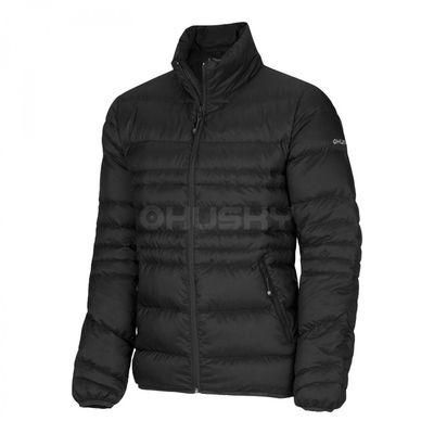Páperová bunda Husky Drees M - čierna