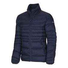 Páperová bunda Husky Drees M - tm.modrá