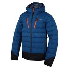 Páperová bunda Husky Fadin M - tm.modrá