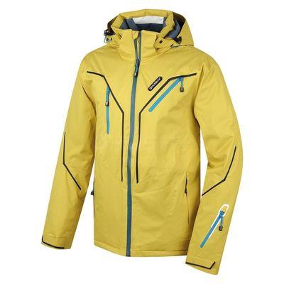 Lyžiarska bunda Husky Walmon - žltá