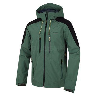 Softshellová bunda Husky Speri M - zelená