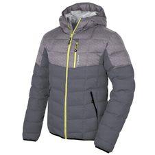 Páperová bunda Husky Flory M - šedá