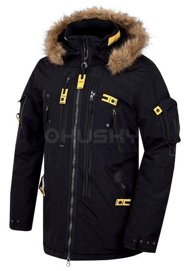 Zimná bunda Husky Nerida - čierna