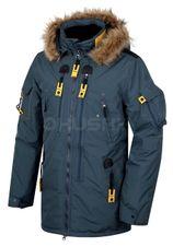 Zimná bunda Husky Nerida - tm.modrá