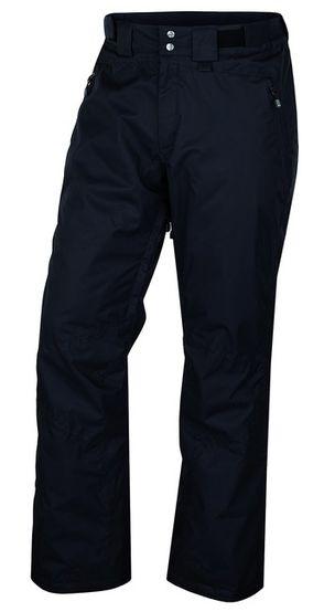 Husky Pánske lyžiarske nohavice Broder čierna