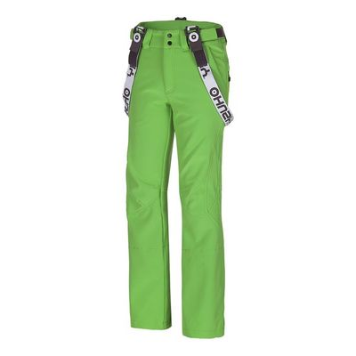 Husky Pánske lyžiarske nohavice Galti M zelená